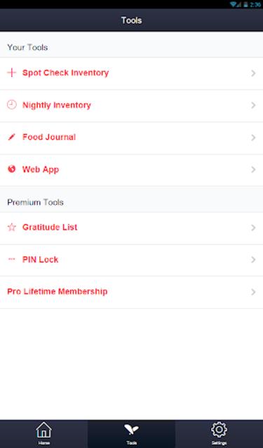 OA 12 Steps App - Overeaters screenshot 11