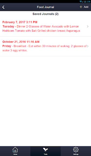 OA 12 Steps App - Overeaters screenshot 12