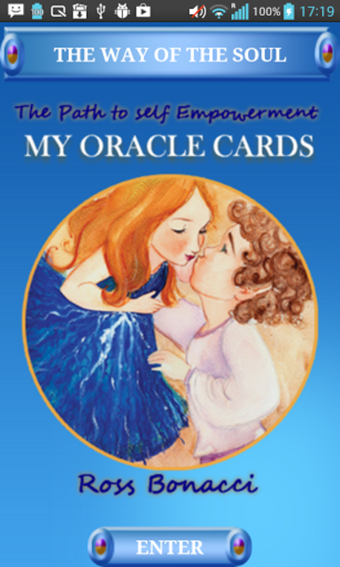 My Oracle Cards screenshot 1