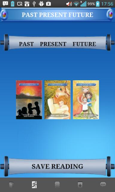 My Oracle Cards screenshot 3