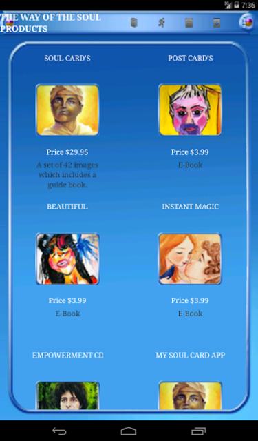 My Oracle Cards screenshot 14