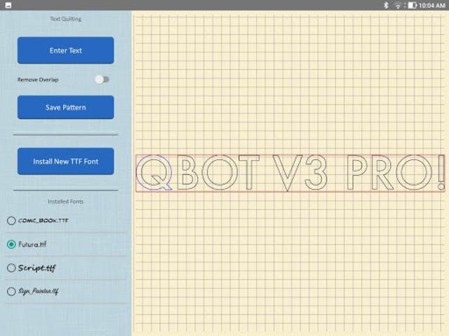 QBOT V3 PRO screenshot 4