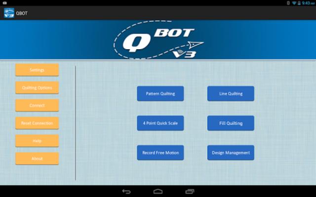 QBOT V3 screenshot 7
