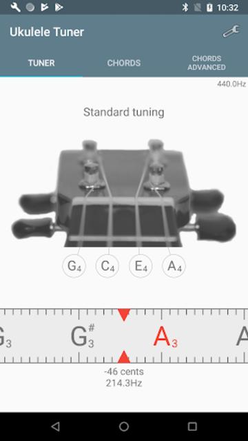 Ukulele Tuner screenshot 11