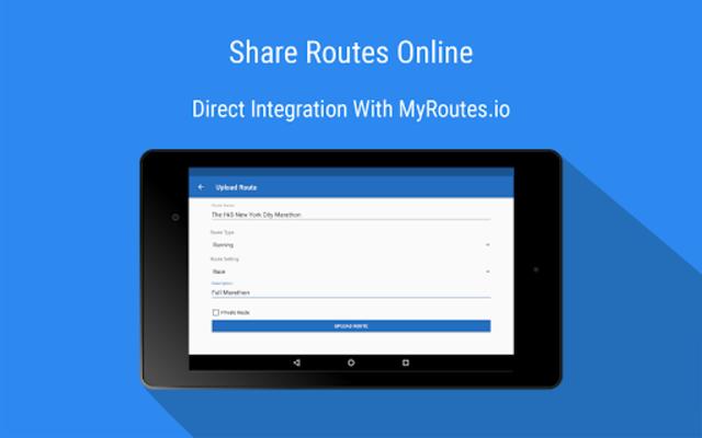 MyRoutes Route Planner Pro screenshot 14