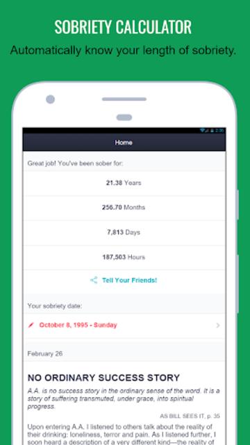 MySpiritualToolkit - 12 Step AA App for Alcoholics screenshot 27