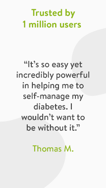 mySugr - Diabetes App & Blood Sugar Tracker screenshot 7