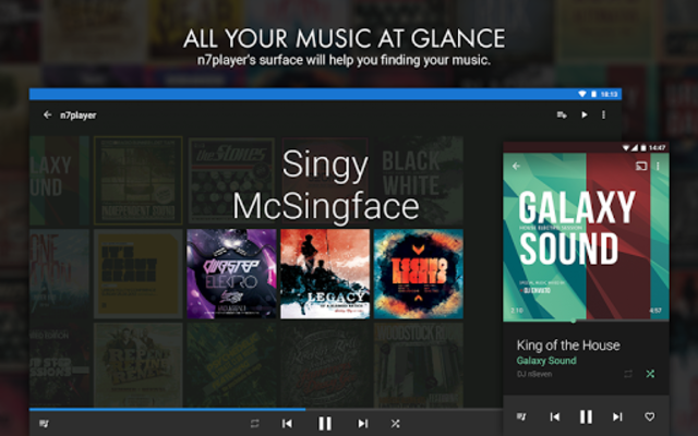 n7player Music Player screenshot 10