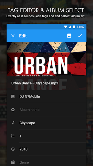n7player Music Player screenshot 6