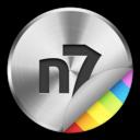 Icon for n7player Skin - Gold Metallic