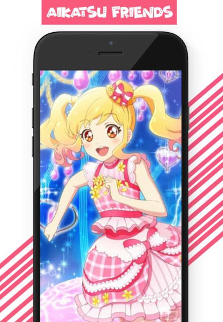 About Aikatsu Friends Wallpaper Hd Google Play Version Aikatsu