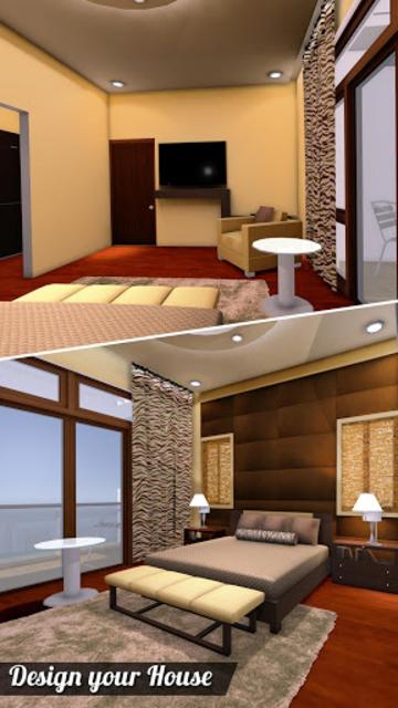 My Dream Home & Interior Design 3D screenshot 1