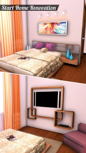 My Dream Home & Interior Design 3D screenshot 2