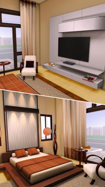My Dream Home & Interior Design 3D screenshot 3