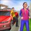 Virtual Neighbor Girl : Family Home Games