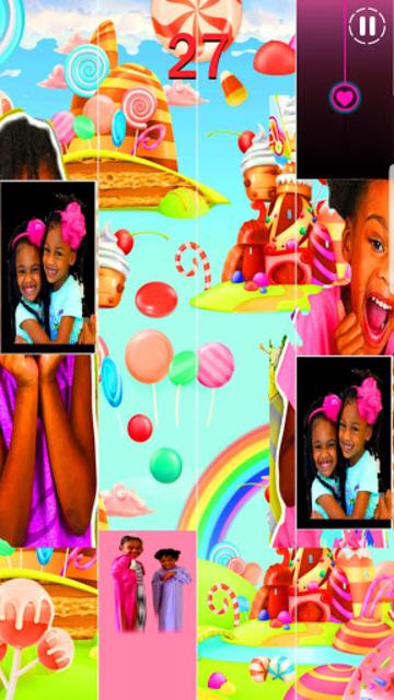 Naiah and Elli Game piano screenshot 2