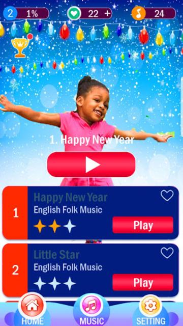 Naiah and Elli Game piano screenshot 4