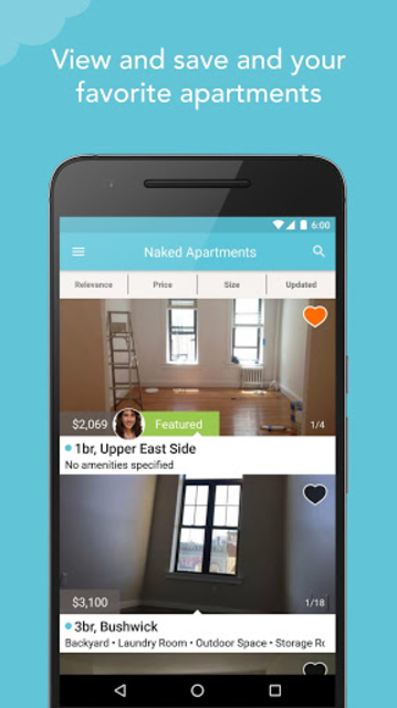 NYC Apartments for Rent screenshot 1