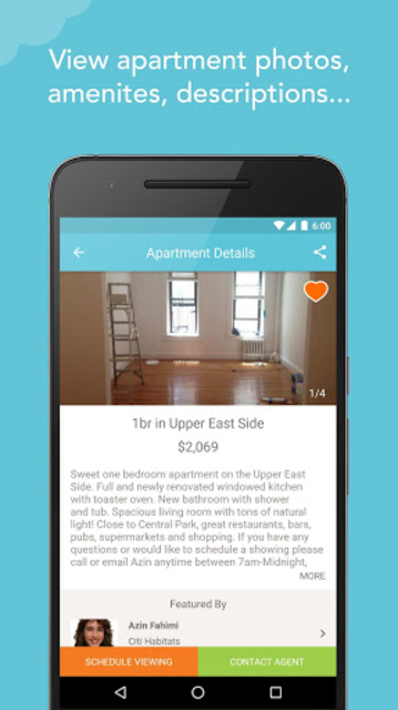 NYC Apartments for Rent screenshot 4