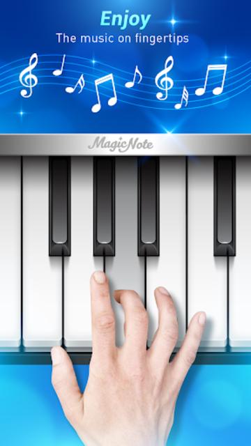Piano Notes - Magic Music Games screenshot 2