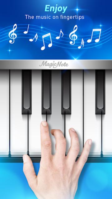 Piano Notes - Magic Music Games screenshot 8