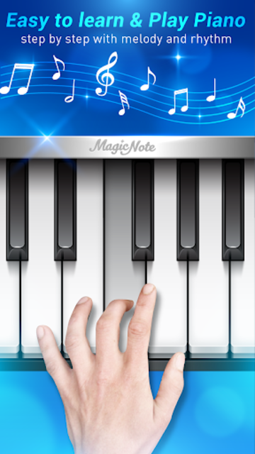 Piano Notes - Magic Music Games screenshot 13