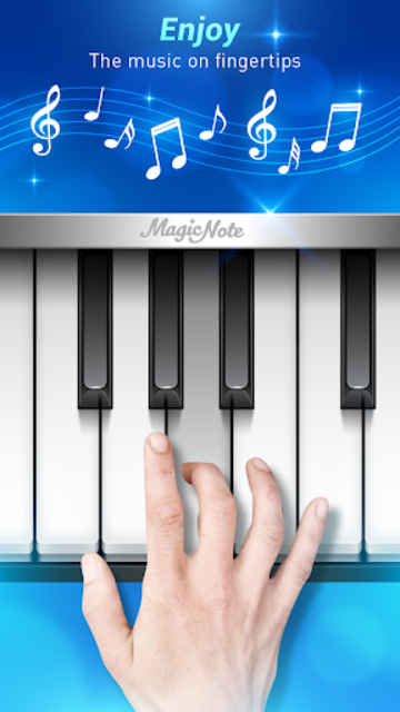 Piano Notes - Magic Music Games screenshot 14