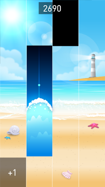 Piano Music Tiles 2 - Songs, Instruments & Games screenshot 4