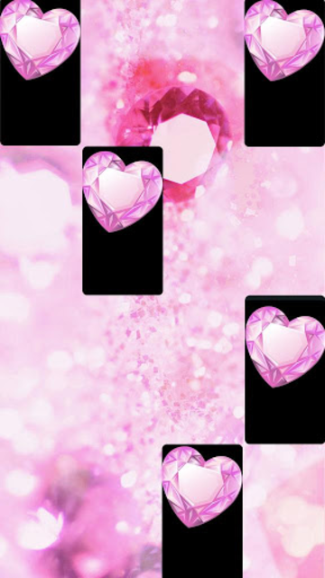 Pink Piano - Tiles Games & Music screenshot 1