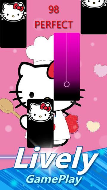 Pink Piano - Tiles Games & Music screenshot 3