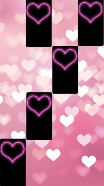 Pink Piano - Tiles Games & Music screenshot 6