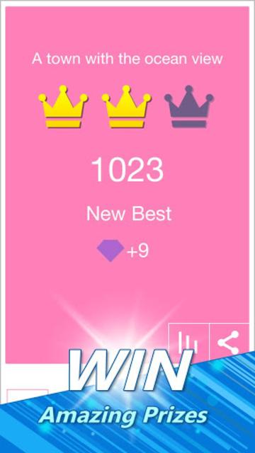 Pink Piano - Tiles Games & Music screenshot 7