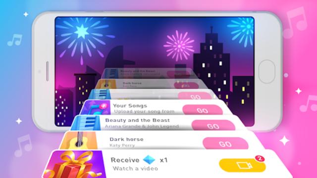 Music Tiles 4: Piano Games screenshot 5