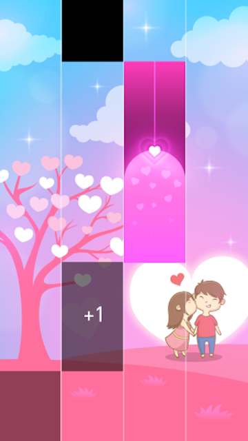 Pink Piano - Tiles Games & Music screenshot 2