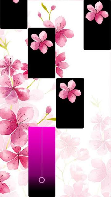 Pink Piano - Tiles Games & Music screenshot 13