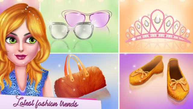 Fashion Model Makeup Salon : Girls Makeover Game screenshot 4