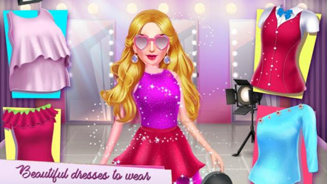 Fashion Model Makeup Salon : Girls Makeover Game screenshot 5