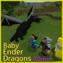 Icon for Baby Ender Dragons Addon for MCPE