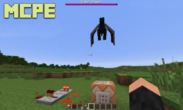 Baby Ender Dragons Addon for MCPE screenshot 3