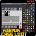 Icon for Case Loot Weapons for MCPE