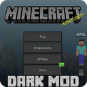 Icon for Dark Mod Resource Pack for MCPE