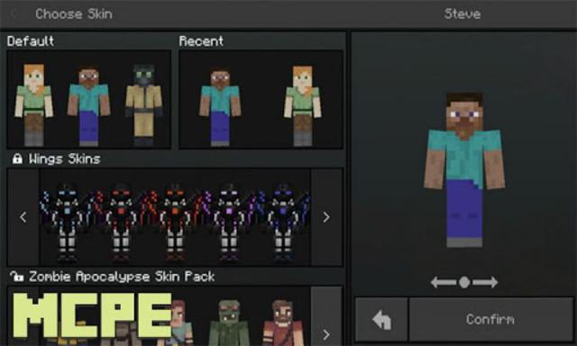 Dark Mod Resource Pack for MCPE screenshot 3