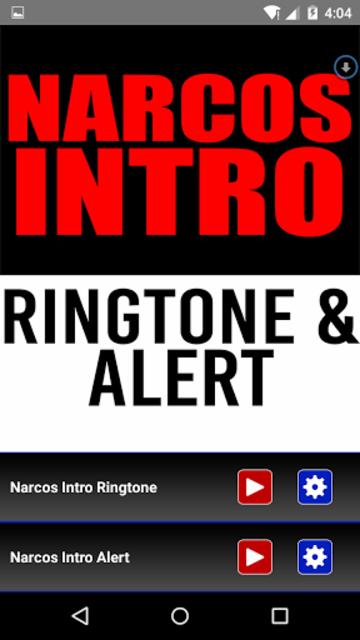 Narcos Intro Ringtone & Alert screenshot 1