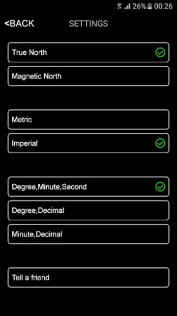 Compass GPS Pro  Military Compass with camera screenshot 5