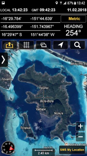 GPS Locations screenshot 2