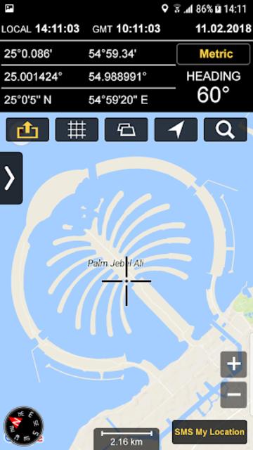 GPS Locations screenshot 3