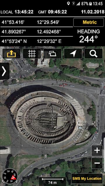 GPS Locations screenshot 4