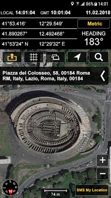 GPS Locations screenshot 5