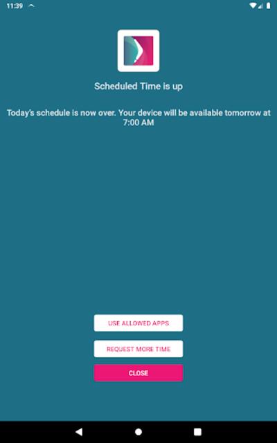 Boomerang Parental Control - Screen Time app screenshot 12
