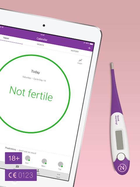 Natural Cycles - Birth Control App screenshot 9